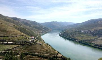 Dourodalen och Porto