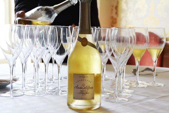 Champagne och Paria