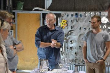 Provning med den legendariske Kevin Judd på Greywacke i Marlborough