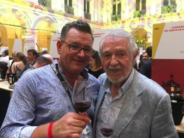 Provning med Mariano Garcia. Mannen bakom viner som Vega Sicilia, Mauro och Aalto i Spanien
