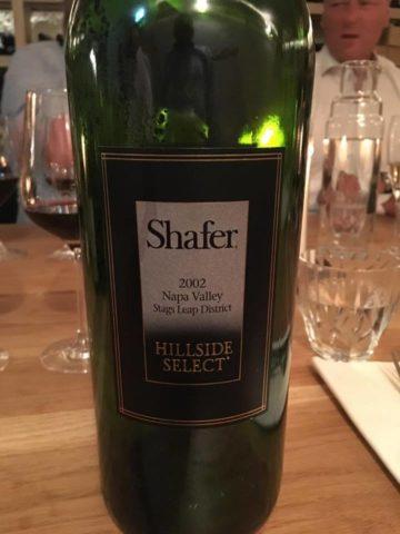 Ett av de godaste vinerna jag provat på länge.. 100 poäng av Parker och på magnum