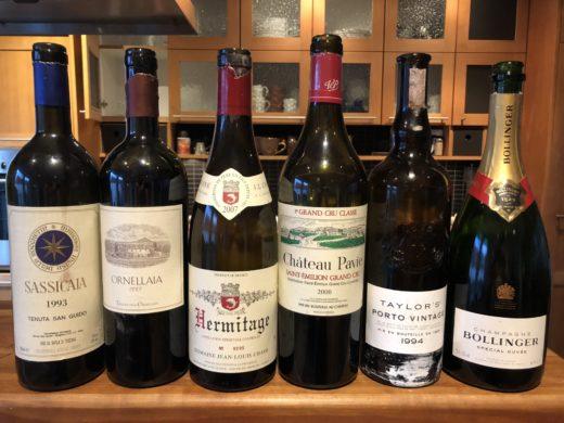 Trevliga röda viner till Nyå
