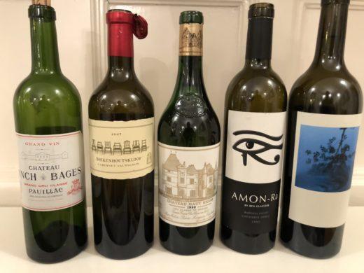 Strålande viner vid Champios-Leaguekvällen