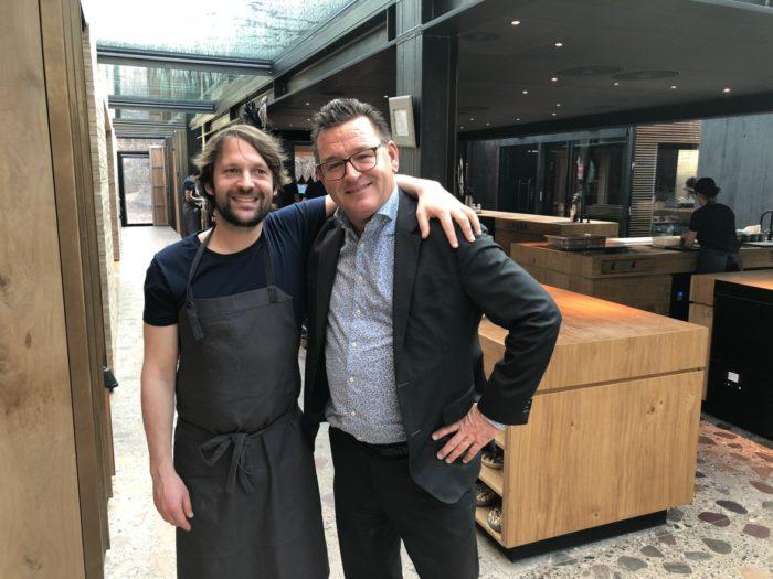 Tillsammans med mästaren själv: René Redzepi på helt fantastiska NOMA i Köpenhamn