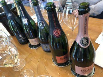 Charles Heidsieck har blivit en ny favorit i Champagne