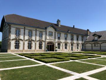 En vacker och solig dag på Champagne´s äldsta vinhus Ruinart